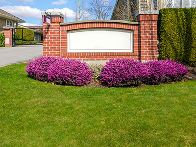 Commercial Landscape Maintenance, Cedar Lake, IN
